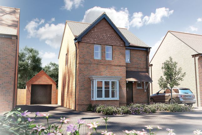 "Thumbnail Detached house for sale in ""The Whitfield"" at Furlongs, Drayton, Abingdon"