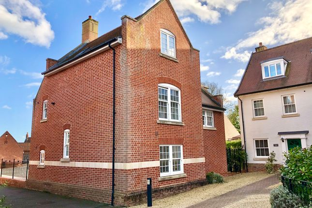 Thumbnail Town house for sale in Lanyard Place, Woodbridge