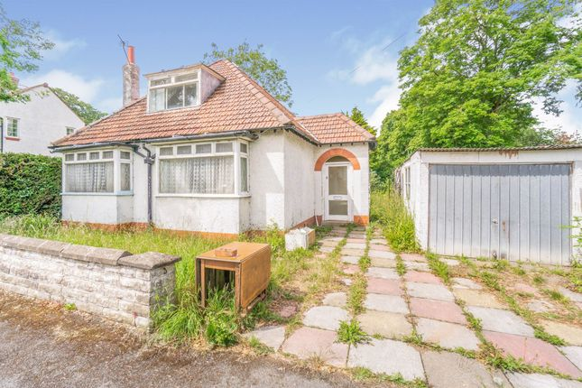 Thumbnail Detached bungalow for sale in Elm Road, Irby, Wirral