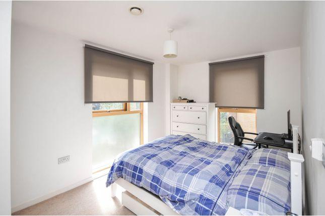 Master Bedroom of 52 Blackheath Hill, London SE10