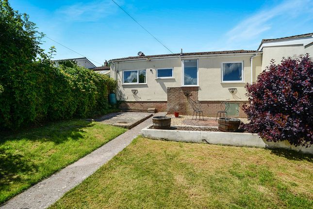 Thumbnail Bungalow for sale in St. Marys Close, Abbotskerswell, Newton Abbot