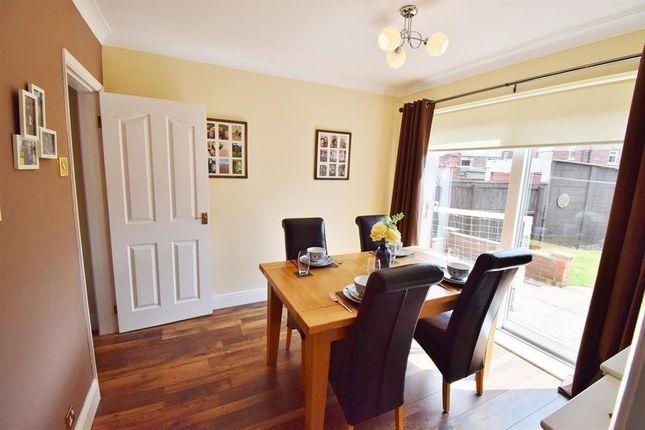 Dining Room of Harrogate Crescent, Linthorpe, Middlesbrough TS5