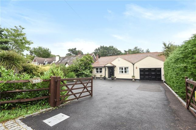 3 bed detached bungalow for sale in Nine Mile Ride, Finchampstead, Wokingham