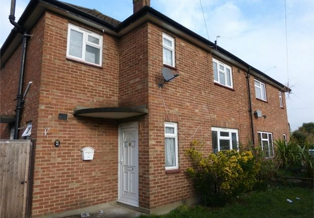 Thumbnail Semi-detached house to rent in Longford Close, Hampton Hill, Hampton, Middlesex