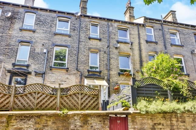 Thumbnail Terraced house for sale in Hollins Terrace, Triangle, Sowerby Bridge, West Yorkshire