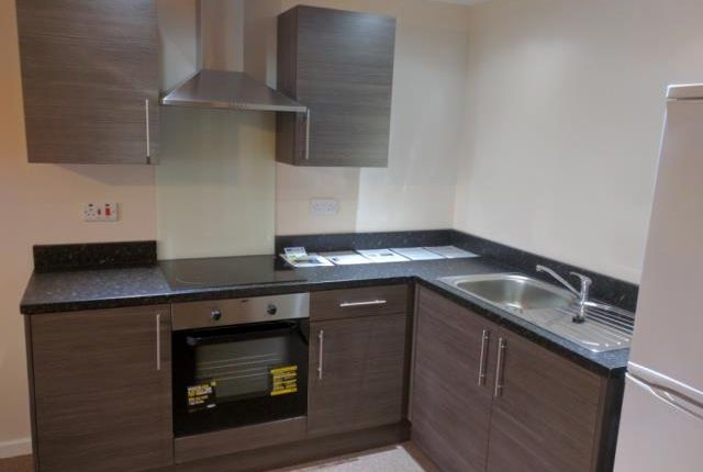 1 bed flat for sale in Micklegate House, House Fair, Pontefract, West Yorkshire WF8