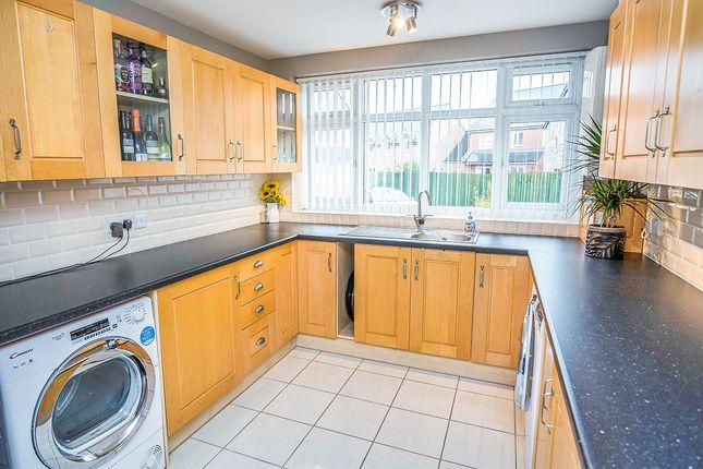 Utility Room of Bryn Y Castell Gardens, St. Martins Road, Gobowen, Oswestry SY10