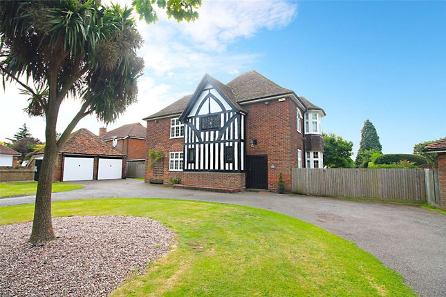 Thumbnail Detached house for sale in Canterbury Road, Bapchild, Sittingbourne