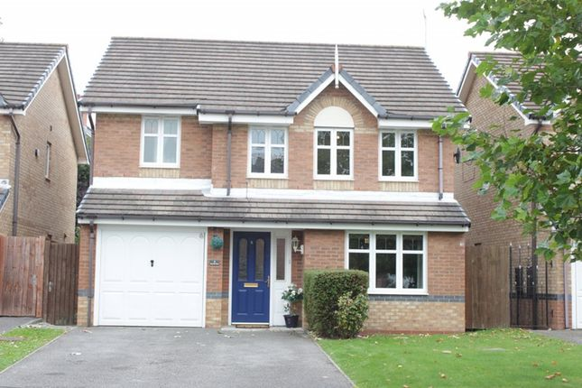 Thumbnail Detached house for sale in Daneshill Close, Liverpool, Merseyside