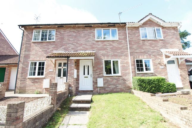 Thumbnail Terraced house for sale in Mill Heath, Bettws, Newport