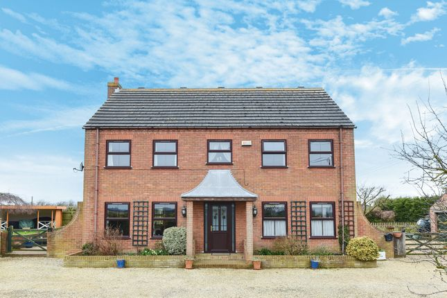 Thumbnail Detached house for sale in Middle Drove, St. Johns Fen End, Wisbech