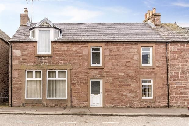 Thumbnail End terrace house for sale in Niraig, Moray Street, Blackford, Auchterarder