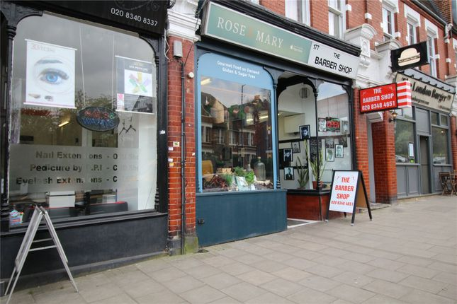 Thumbnail Restaurant/cafe for sale in Priory Road, London