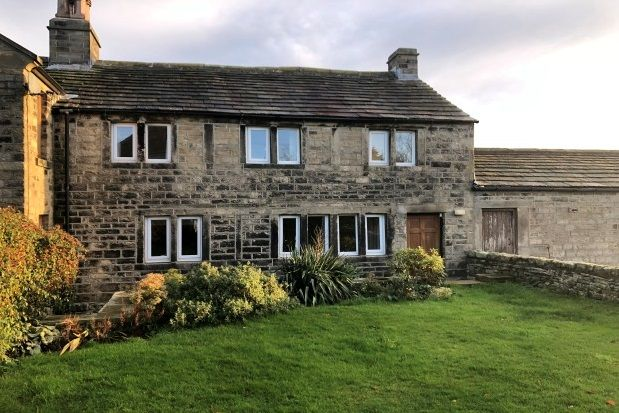 Thumbnail Property to rent in Yew Tree Cottage, Stocksmoor