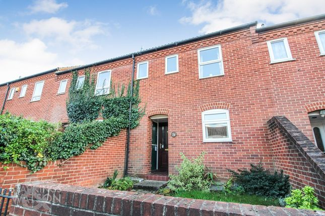 Thumbnail Terraced house for sale in Lawson Road, Norwich