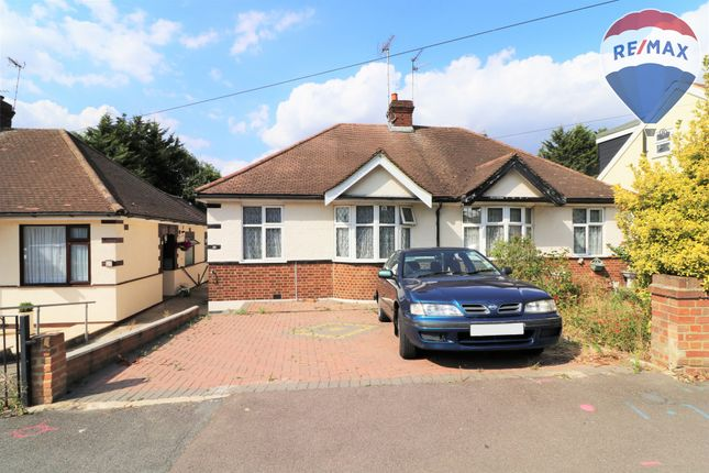 Thumbnail Bungalow for sale in Amesbury Drive, North Chingford