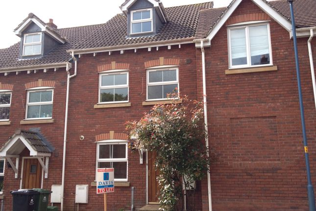 Thumbnail Town house to rent in Sedbury Chase, Chepstow