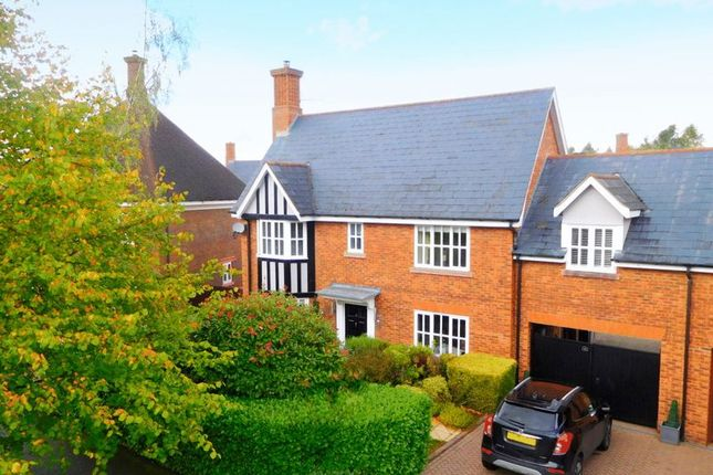 Thumbnail Link-detached house for sale in Chalfont Crescent, Wychwood Park, Weston