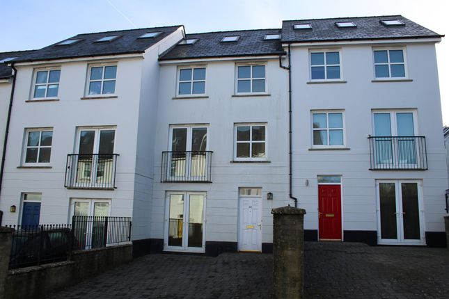 Town house for sale in Kensington Gardens, Haverfordwest