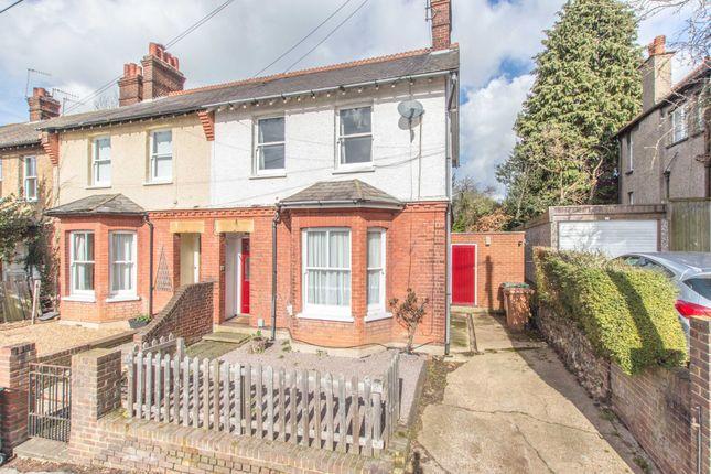 Thumbnail End terrace house to rent in Hunton Bridge Hill, Hunton Bridge, Kings Langley