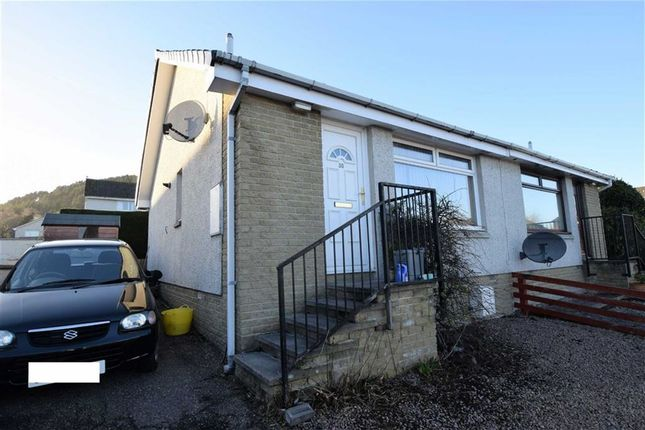 Thumbnail Semi-detached bungalow for sale in Blarmore Avenue, Inverness