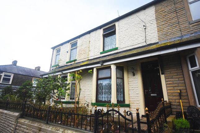 Thumbnail End terrace house for sale in Ennismore Street, Burnley