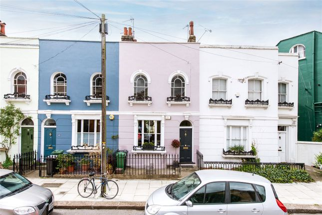Thumbnail Terraced house for sale in Kelly Street, Kentish Town, London
