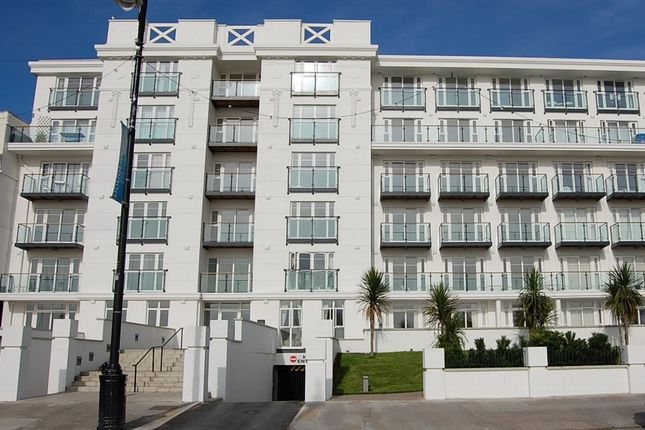Thumbnail Flat to rent in Central Promenade, Douglas, Isle Of Man
