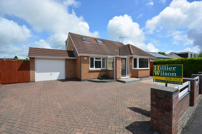 Thumbnail Detached bungalow for sale in Heckford Road, Corfe Mullen, Wimborne