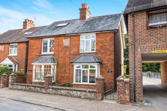 2 bed semi-detached house for sale in Heathfield Cottages, Ashfield Road, Midhurst, West Sussex