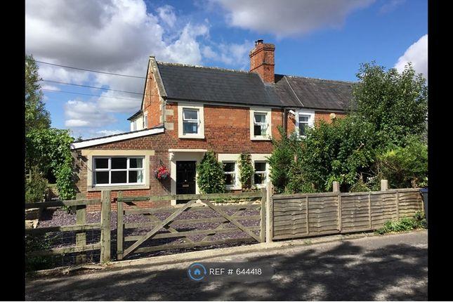 Thumbnail Semi-detached house to rent in Littleton Green, Semington, Trowbridge