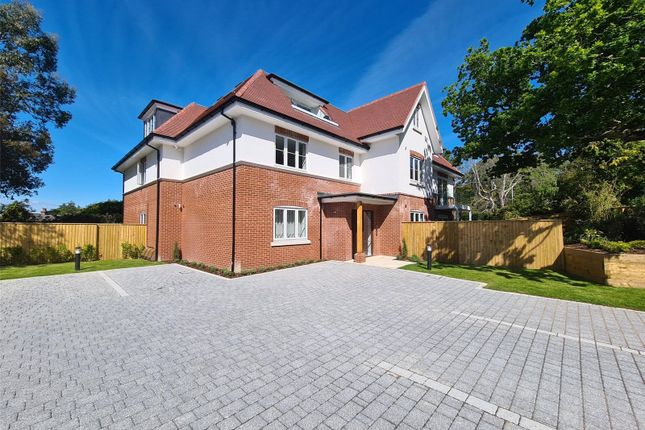 Flat for sale in Springfield Road, Lower Parkstone, Poole, Dorset