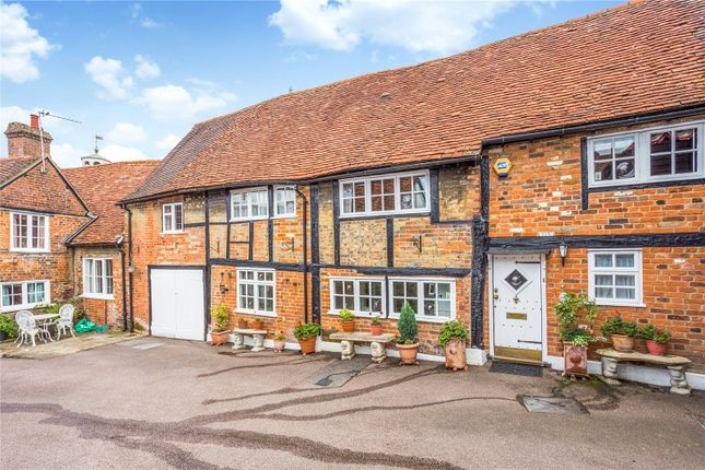 Thumbnail Terraced house for sale in Ward Place, High Street, Amersham, Buckinghamshire