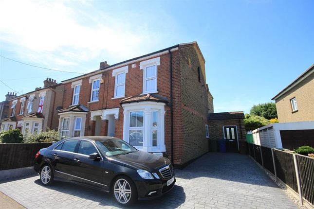 Thumbnail Semi-detached house for sale in Scratton Road, Stanford-Le-Hope