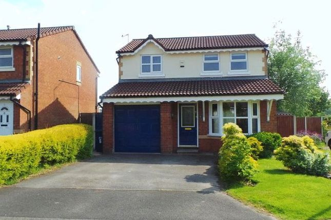 Thumbnail Detached house to rent in Jasmine Road, Walton-Le-Dale, Preston