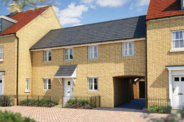 "Thumbnail Semi-detached house for sale in ""The Wigginton"" at Shearwater Road, Hemel Hempstead"