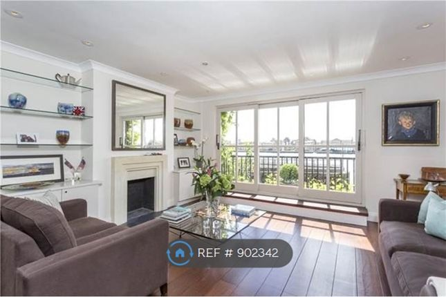 Thumbnail Terraced house to rent in Blyths Wharf, London