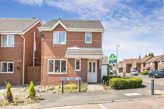 Thumbnail Detached house for sale in Shire Close, Morley, Leeds, West Yorkshire