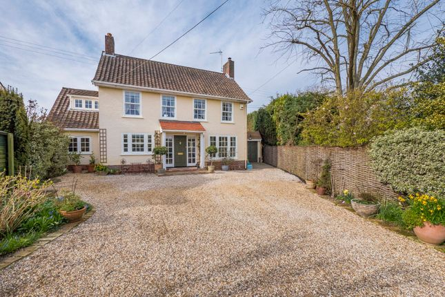 Thumbnail Detached house for sale in Scotland Street, Stoke By Nayland, Colchester
