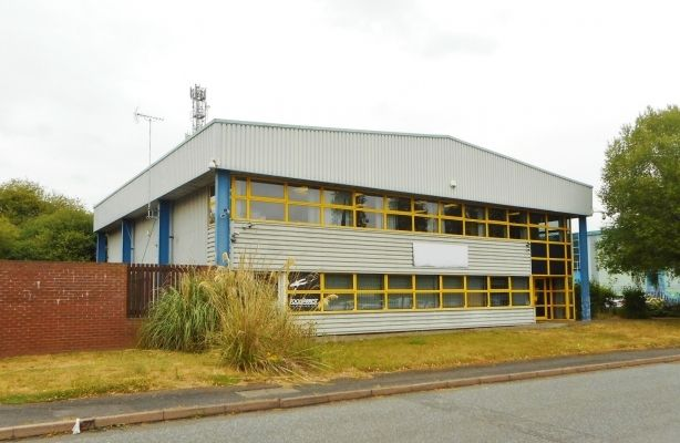 Thumbnail Warehouse to let in Sunningdale House, Stafford Park 1, Telford, Shropshire