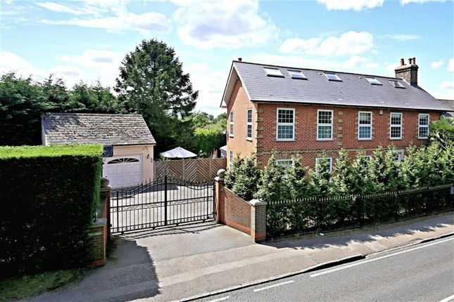 Thumbnail Semi-detached house for sale in High Road, Thornwood, Essex