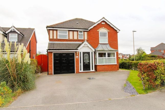 Thumbnail Detached house to rent in Pinfold Close, Scarborough
