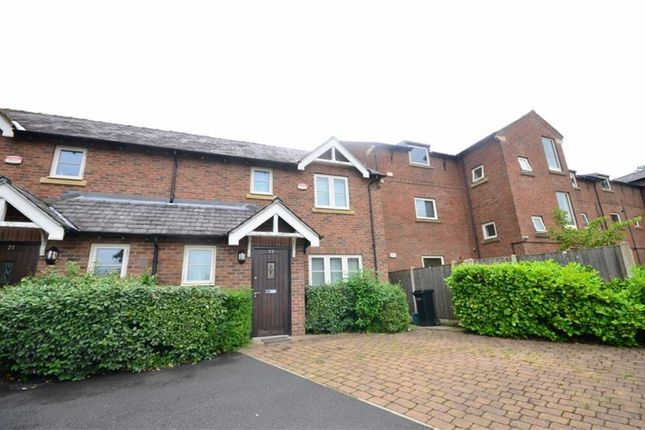 Thumbnail Semi-detached house to rent in Tarvin Avenue, Heaton Chapel, Stockport, Greater Manchester