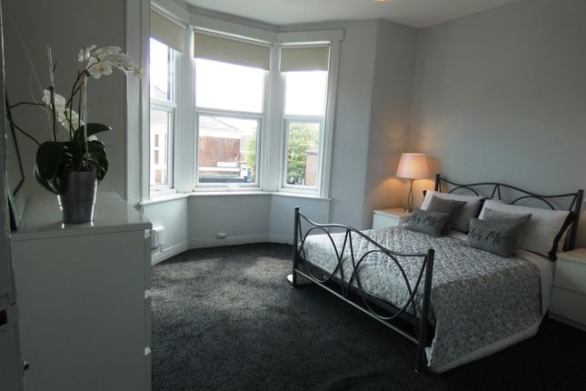 Thumbnail Flat to rent in Grantham Road, Sandyford, Newcastle