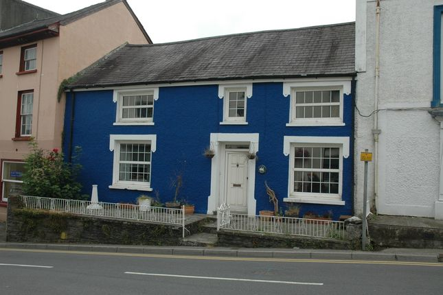 Bridge Street, Newcastle Emlyn SA38