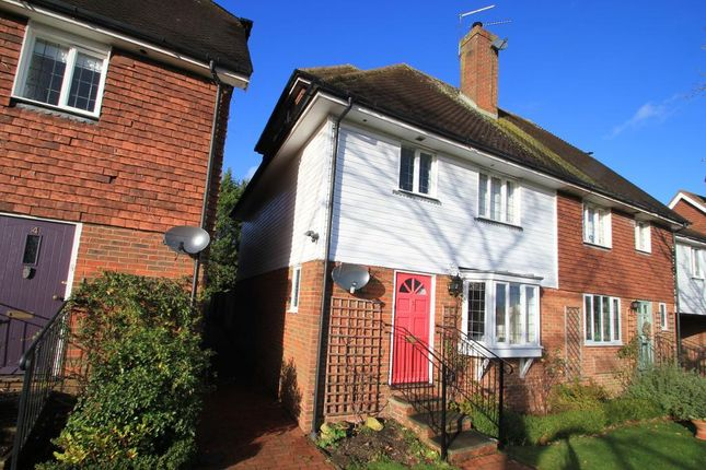 4 bed semi-detached house for sale in Rammell Mews, Cranbrook, Kent