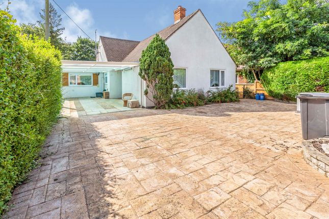 Thumbnail Detached bungalow for sale in Papist Way, Cholsey, Wallingford