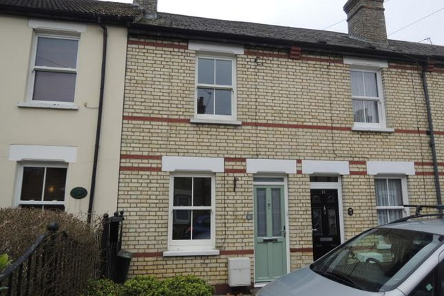 Thumbnail Terraced house to rent in Lucan Road, High Barnet