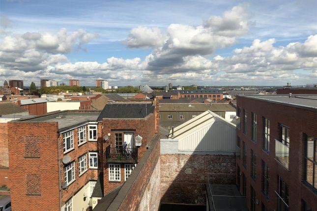 Thumbnail Flat to rent in Penthouse At The Folium, Caroline Street, Birmingham