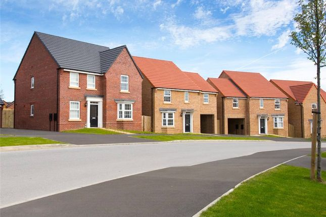 Thumbnail Detached house for sale in Oaklands, Ackworth Road, Pontefract